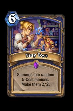 Tiny Toys