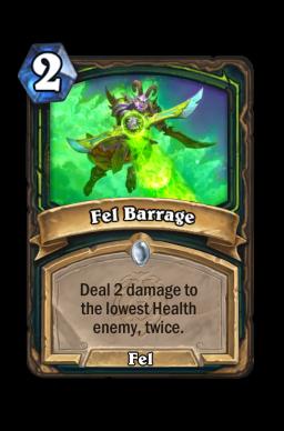 Fel Barrage