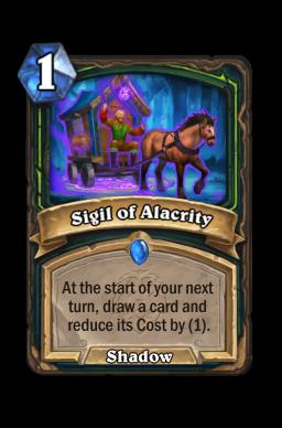 Sigil of Alacrity