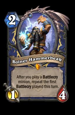 Bolner Hammerbeak