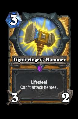 Lightbringer's Hammer