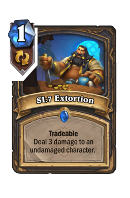SI:7 Extortion