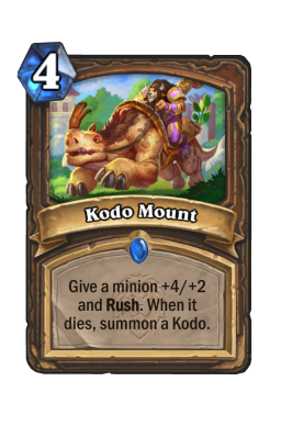 Kodo Mount
