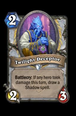 Twilight Deceptor