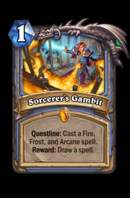 Sorcerer's Gambit
