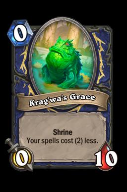 Krag'wa's Grace