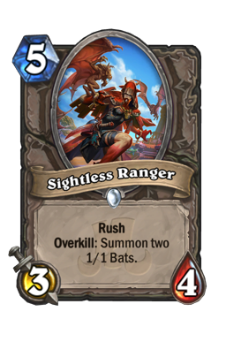 Sightless Ranger