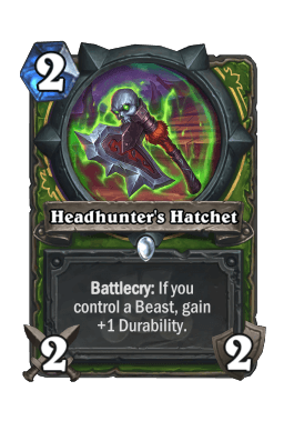Headhunter's Hatchet