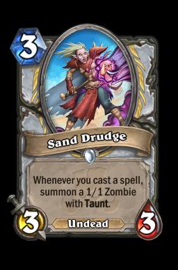 Sand Drudge