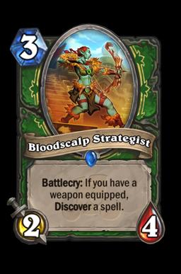 Bloodscalp Strategist