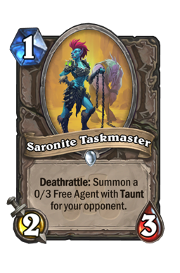 Saronite Taskmaster