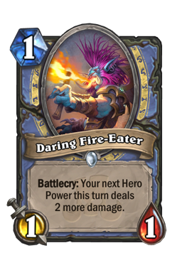 Daring Fire-Eater