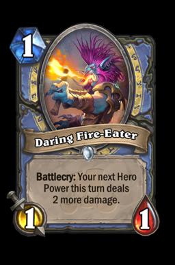 Daring Fire-Eater