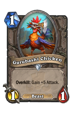 Gurubashi Chicken