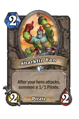 Sharkfin Fan
