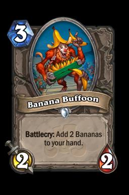 Banana Buffoon