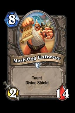 Mosh'ogg Enforcer