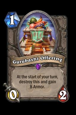 Gurubashi Offering