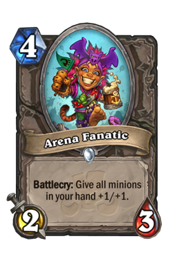 Arena Fanatic