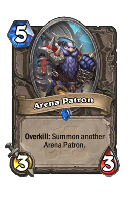 Arena Patron