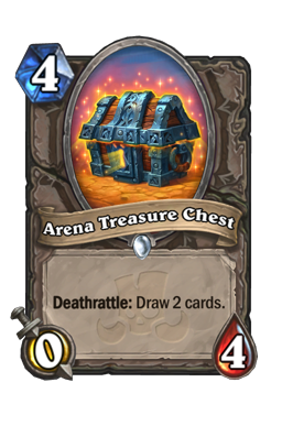 Arena Treasure Chest