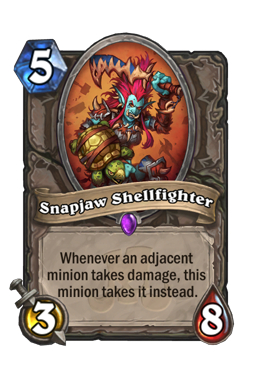 Snapjaw Shellfighter