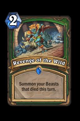 Revenge of the Wild