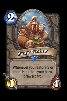 Soup Vendor
