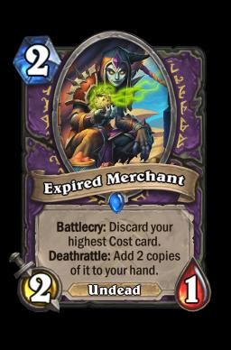 Expired Merchant
