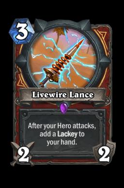 Livewire Lance