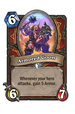 Armored Goon