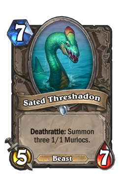 Sated Threshadon
