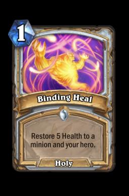 Binding Heal