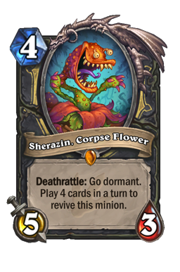 Sherazin, Corpse Flower