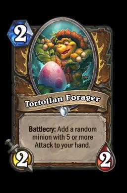 Tortollan Forager