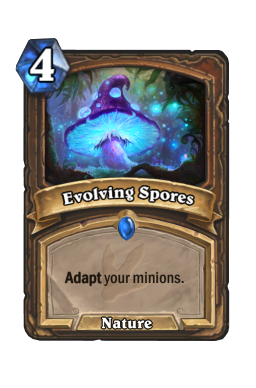 Evolving Spores