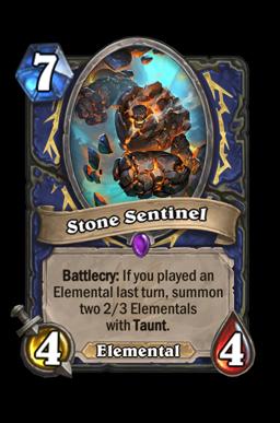 Stone Sentinel