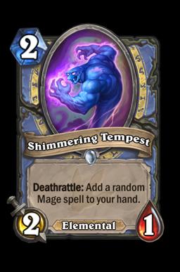 Shimmering Tempest