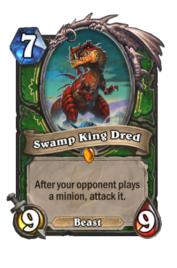 Swamp King Dred
