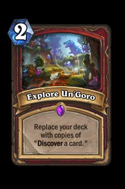 Explore Un'Goro