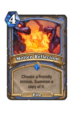 Molten Reflection