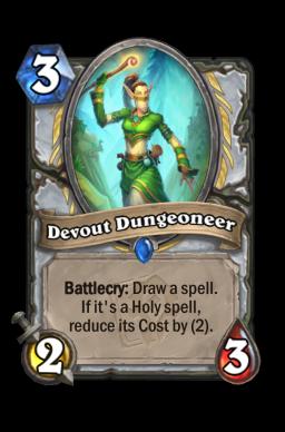 Devout Dungeoneer