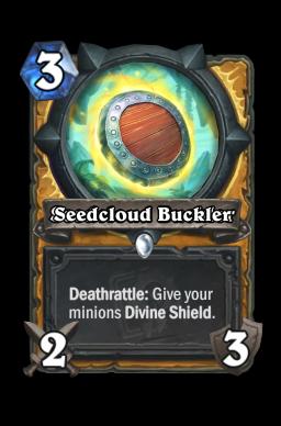 Seedcloud Buckler