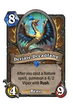 Deviate Dreadfang