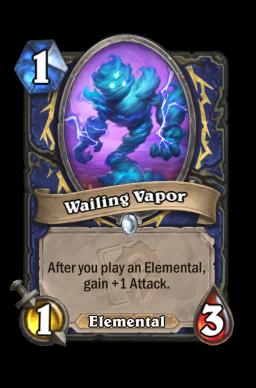 Wailing Vapor