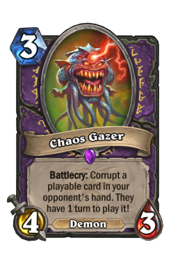 Chaos Gazer