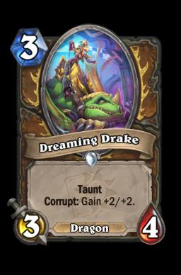 Dreaming Drake