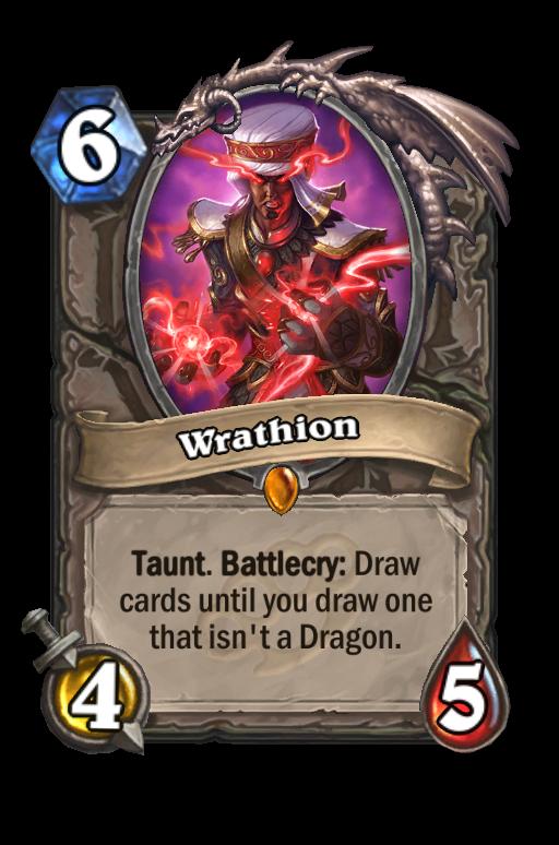 Wrathion Hearthstone kártya
