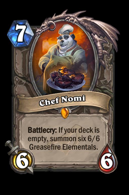 Chef Nomi