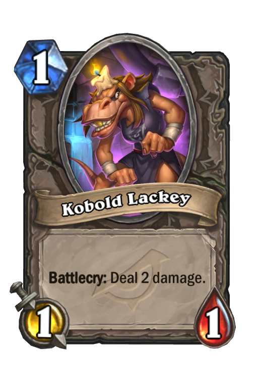 Kobold Lackey